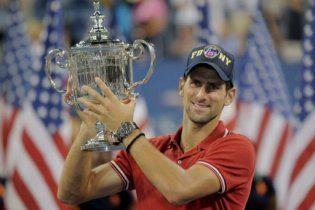 Джокович вперше у кар'єрі виграв US Open