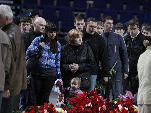 "Похоронили последнего погибшего хоккеиста ""Локомотива"" Галимова"