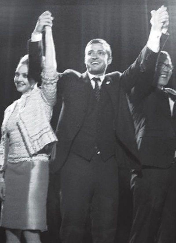 Актори Джастін Тімберлейк та Аманда Сейфрід подалися у політику (фото)