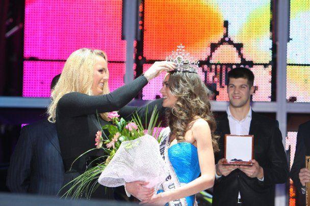 """""""Вице-мисс Вселенная"""" Олеся Стефанко живет в общежитии и зачитывается Фрейдом"""