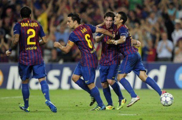 """Ліга чемпіонів. """"Мілан"""" вирвав нічию у """"Барселони"""" (відео)"""