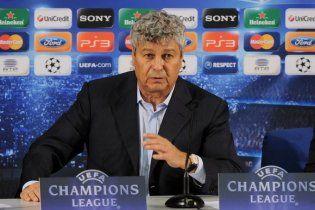 Луческу: в Лиге чемпионов не должно быть такого судейства