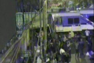 В Аргентині зіткнулися автобус і два потяги: 11 загиблих, сотні поранених