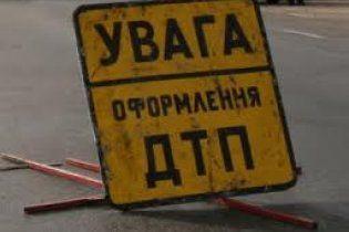 В Киеве мажор устроил гонки и чуть не погиб