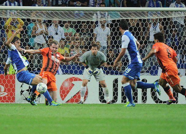 """Порту"" 2:1 ""Шахтер"", Лига чемпионов. Фотоотчет"