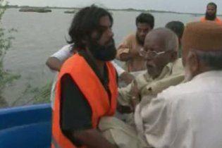 Жертвами наводнений в Пакистане стали 270 человек