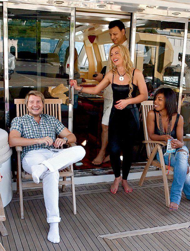 На 35-річний ювілей Басков випросив у мільярдера яхту в подарунок