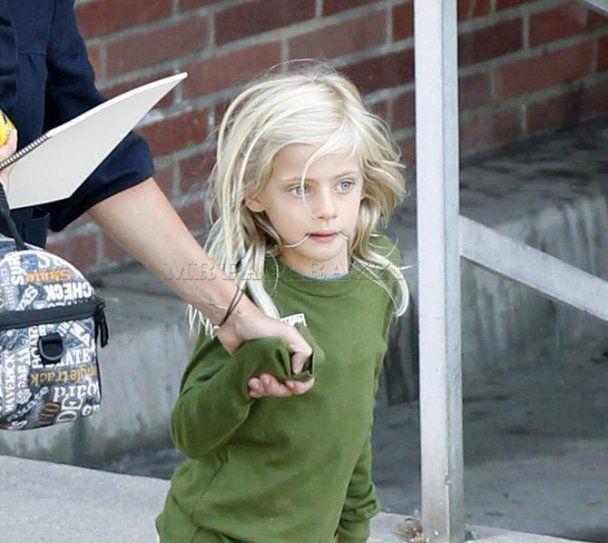 Доньку Джулії Робертс записали до найкрасивіших дітей знаменитостей