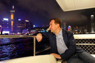 Дмитрий Медведев стал одним из руководителей новой МММ