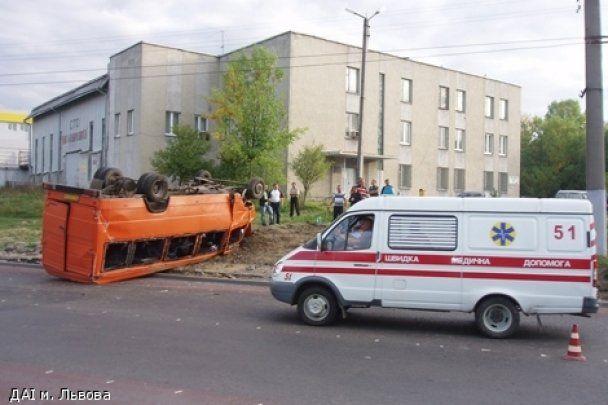 Масштабна ДТП на Львівщині: кількість постраждалих зросла до 24