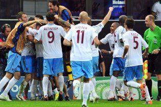 Турки создали самую большую сенсацию первого тура Лиги чемпионов (видео)