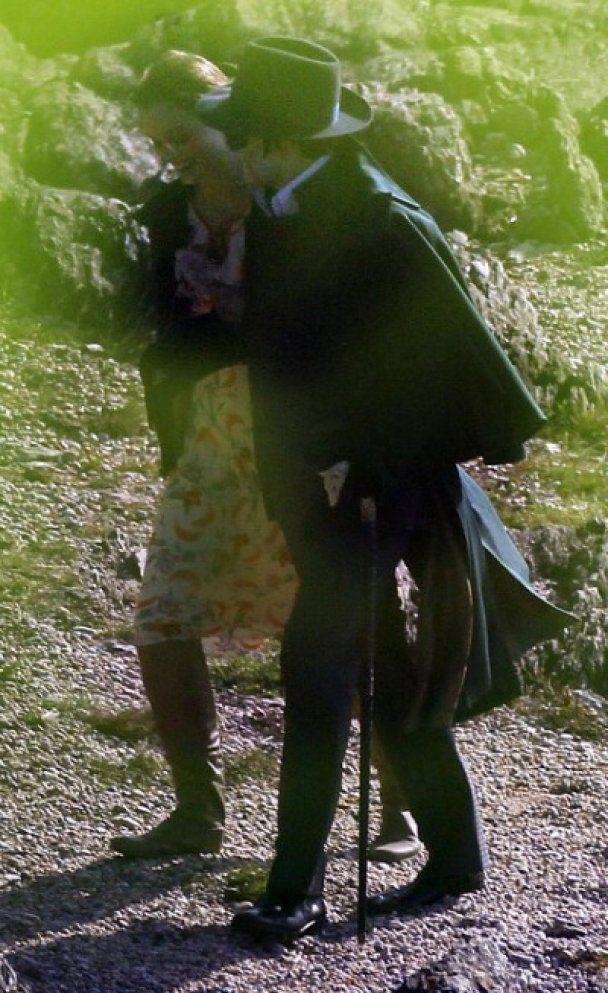 Джонні Депп у ролі вампіра розчарував прихильників