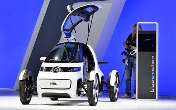 Міжнародний автосалон у Франкфурті: свято концепт-карів