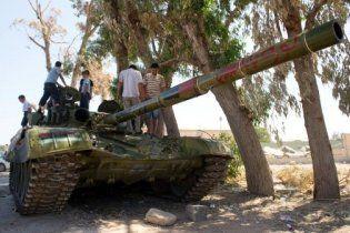 МИД России: в Ливии задержали украинцев за ремонт танков Каддафи