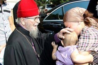 Під кінець візиту Кирила помер Харківський митрополит