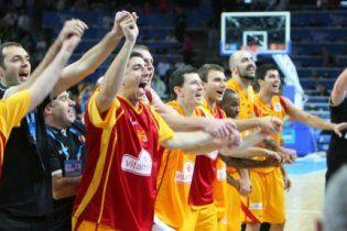 Визначилися усі півфіналісти чемпіонату Європи з баскетболу