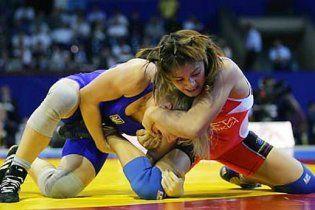 Украинка стала чемпионкой мира по спортивной борьбе