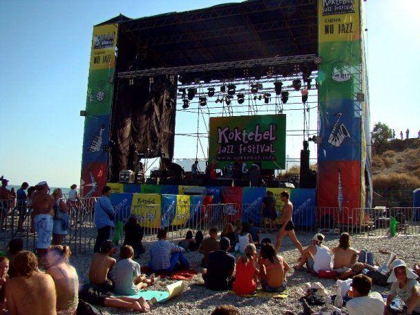 У Криму відкрився найбільший фестиваль джазу