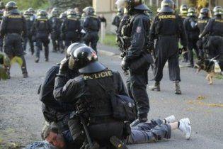 Північ Чехії охопили демонстрації проти циган