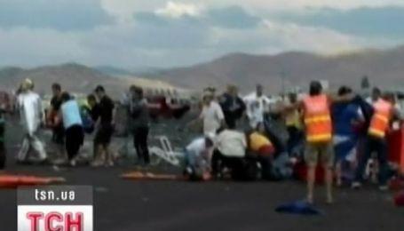 Трагедия на авиашоу в США