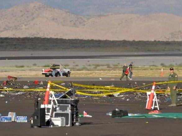 На авіашоу у США впав літак_10
