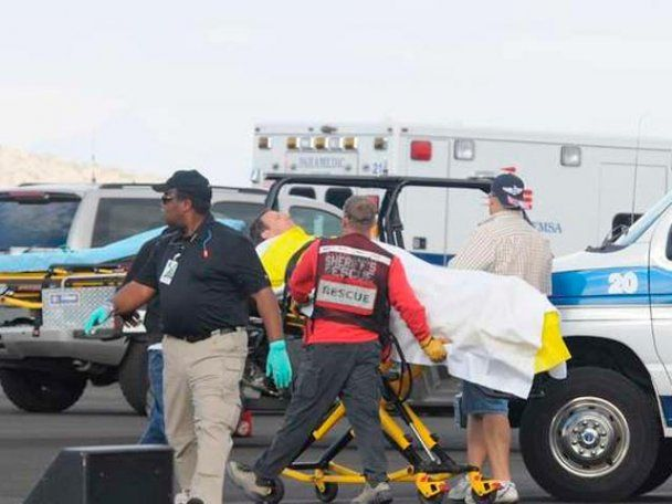 Трагедія на авіашоу в США: нові подробиці катастрофи