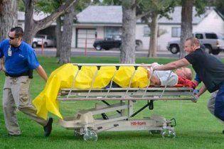 Жертвами катастрофи в штаті Невада стали десять осіб