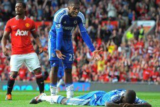 """""""Манчестер Юнайтед"""" розгромив """"Челсі"""" у чемпіонаті Англії (відео)"""