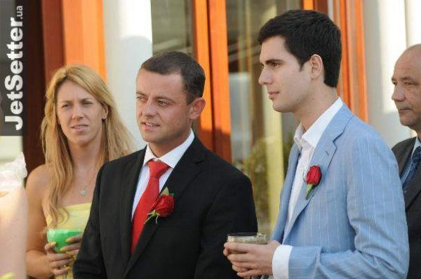Весілля першої ракетки України Катерини Бондаренко