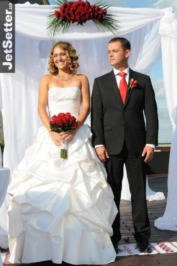 Свадьба первой ракетки Украины Екатерины Бондаренко