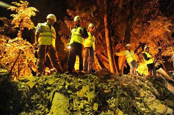 Разрушительное землетрясение произошло в Индии и Непале