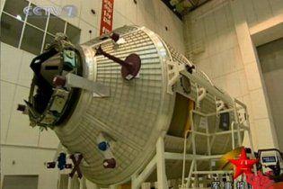 """Китай запускает в космос лабораторию """"Небесный дворец"""""""