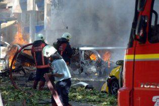 В центрі турецької столиці спрацювала вибухівка