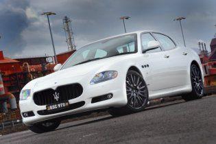 Ярмоленко купив собі Maserati за 170 тисяч євро