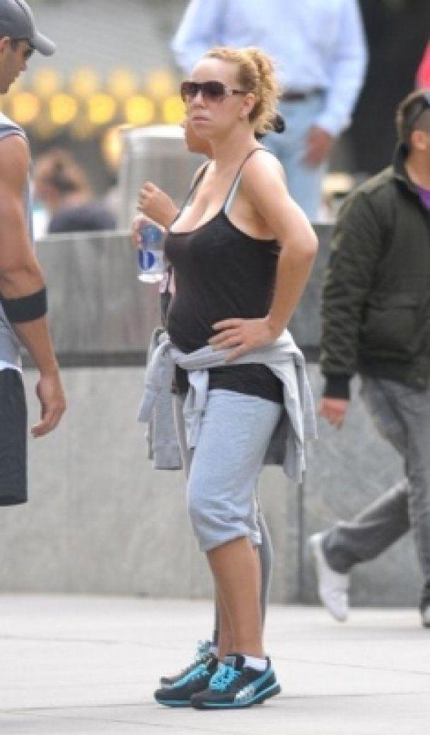 Мерая Керрі стрімко втрачає вагу