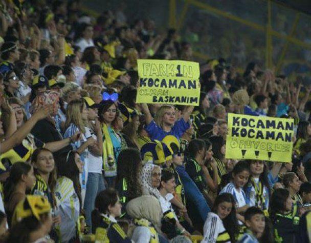 У Туреччині відбувся історичний футбольний матч
