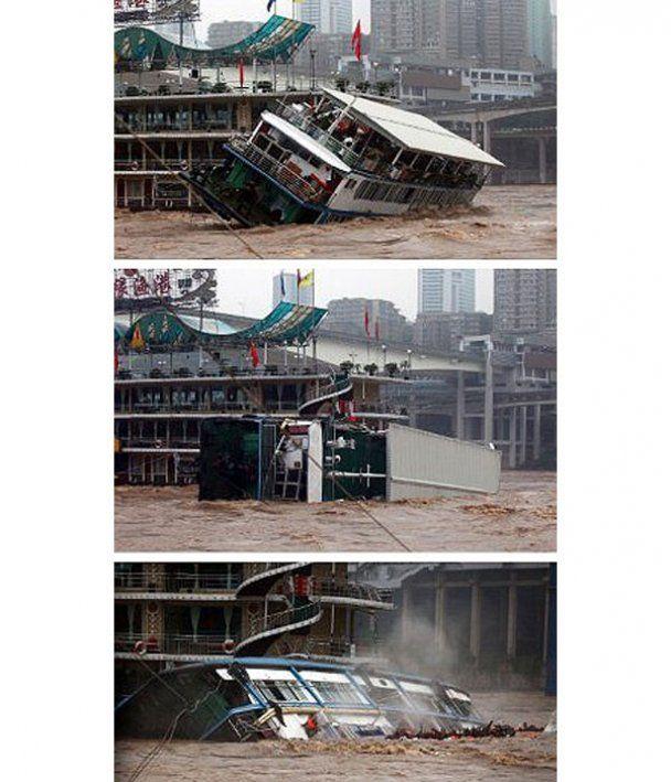 Найсильніша за останні 50 років повінь на заході Китаю