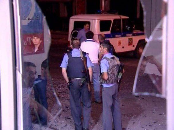 Ночные взрывы в Махачкале признаны терактом