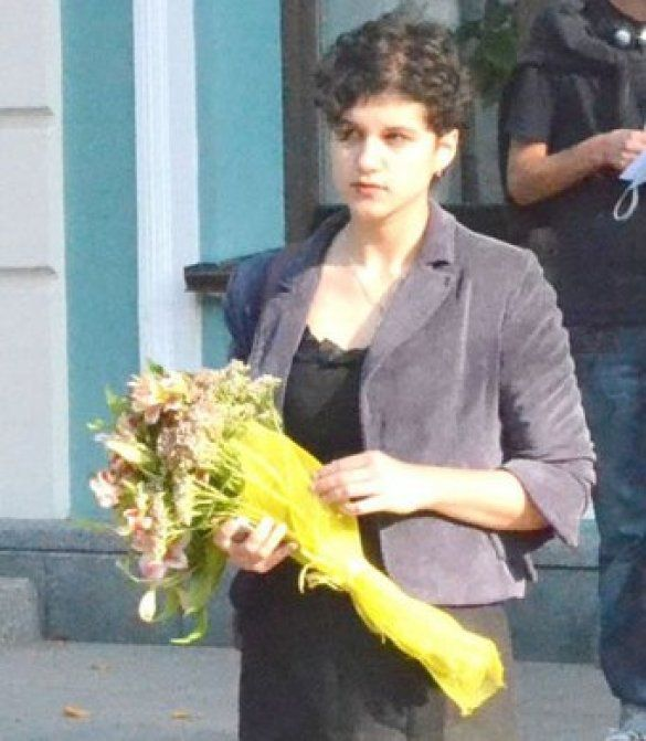 Дарія Степаненко