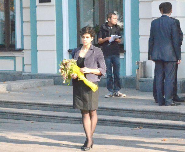 """Студентський """"ляпас"""" для міністра освіти Табачника"""