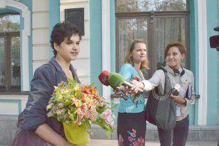 Студентка розповіла, хто їй допомагав організувати ляпас Табачнику