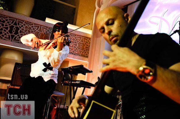 Асія Ахат зіграла в Києві для любителів джазу