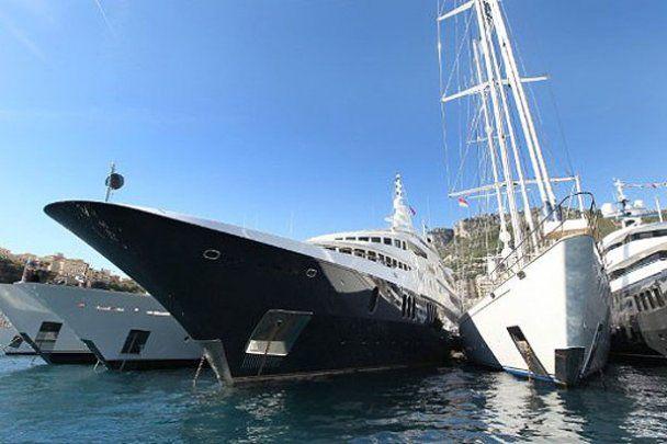 В Монако зібрались найрозкішніші яхти з усього світу