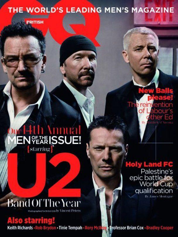 """""""Люди року"""" на обкладинках GQ"""