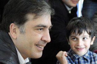 """Саакашвілі: """"Я дав би право голосу дітям трьох-чотирьох років"""""""