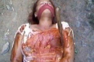 Бразильский киллер влюбился в свою жертву и спас ее, обмазав кетчупом