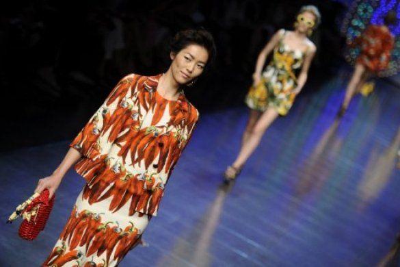 Dolce&Gabbana на MFW_2