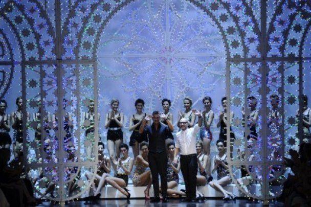 Dolce&Gabbana на MFW викликали у глядачів апетит