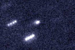 """Комета """"конца света"""" не долетела до Земли"""