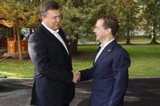 В Донецке ждут Медведева